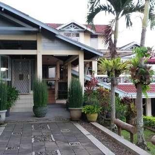 Di Jual 12M Bisa Nego,   Rumah Siap Huni Di Dago Pakar Bandung Lokasi Strategis View Bagus Ke Kota Bandung
