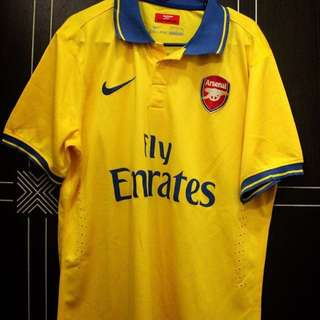 Jersey arsenal away women