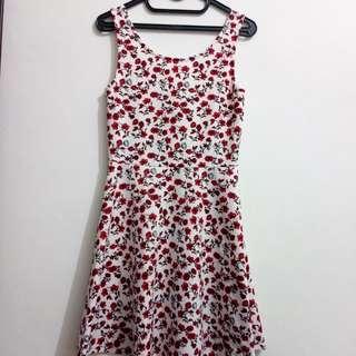 HnM Skater Dress