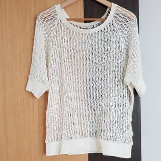 Neu Look Size L Knitted Top
