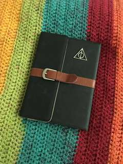 Harry Potter, Deathly Hallows iPad Mini case