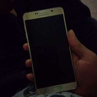 Samsung note 5 gold duos NTC