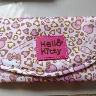 Hello kitty accessories organiser /pouch