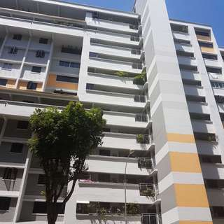 Full Unit (Fully Furnished, Corner unit - Renovated) in Serangoon available for short term rental ( 4 months )