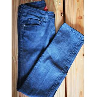 Folded and Hung FH Pants Jeans Denim jag bench penshoppe bny freego