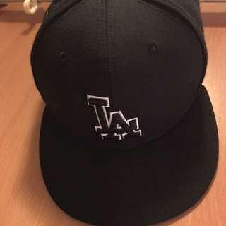 全新LA cap帽