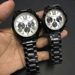 Authentic Michael Kors Couple Watch