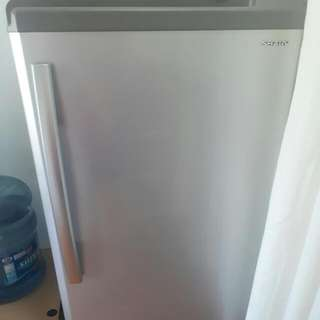 Sharp Push Botton Refrigerator