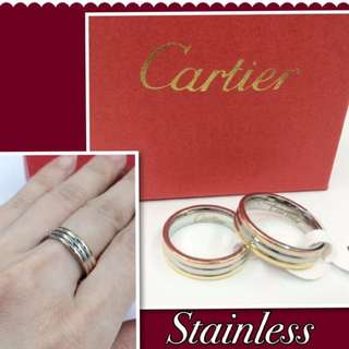 Cartier Couple Rings