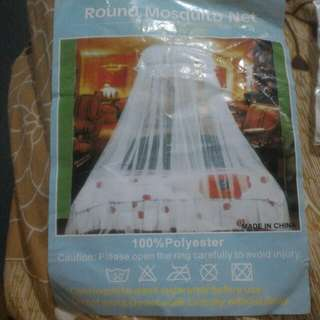 Mosquito Net - fits single bed