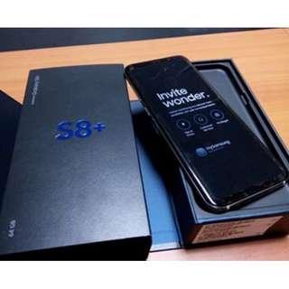 Brand New!!! S8 Plus