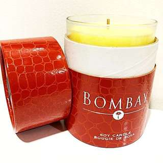 Soy Candle Mango Scented
