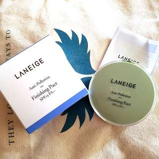 Laneige Anti-Pollution Pact