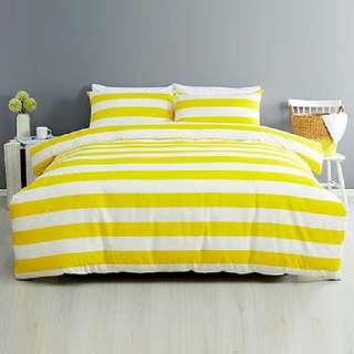 Quilt Cover Set - Yellow Target Australia