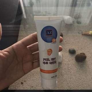 Peel off mud mask - dead sea skin mineral