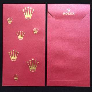Rolex Red Packet 2018