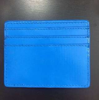 Urban Outfitters Blue Card Holder