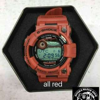 GShock Frogman new arrival!!!!! Complete package OEM  🤩🤩🤩1600 peso only 🤩🤩🤩