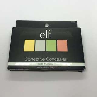 ELF Makeup Corrective Concealer - Erase & Conceal