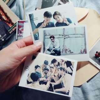 🚚 EXO自製小卡相片卡 #新春八折