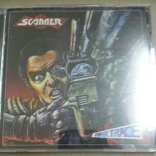 Music CD (Metal): Music CD: Scanner – Hypertrace - Cult 80s German Speed/Power Metal