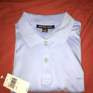 Michael Kors Polo (Blue)