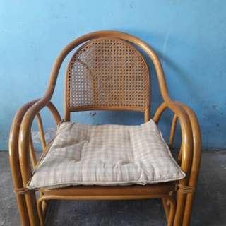 ratan chair