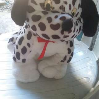 "Stuffed toy ""dog"""
