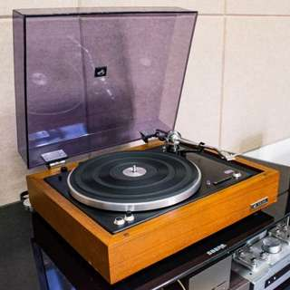 Victor JL-B33H Belt Drive Fully Manual Turntable