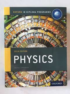IB Physics Course Companion