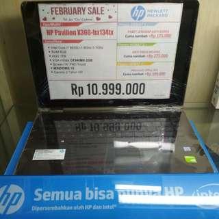 HP Pavilion X360 bisa, bisa cicilan tanpa kartu kredit free 1X Angsuran