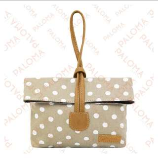 Pouch simpel paloma