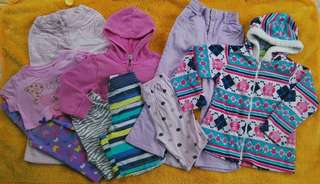 Pre loved Kids clothes for girls