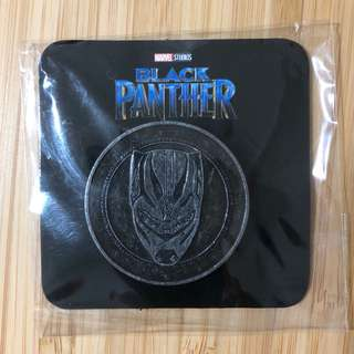 Black Panther Collectible Coin