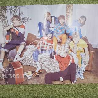 [OFFICIAL] BTS LOVE YOURSELF: HER OFFICIAL POSTER