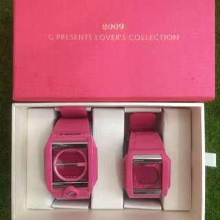 G Shock G Present Lover's Collection 2009