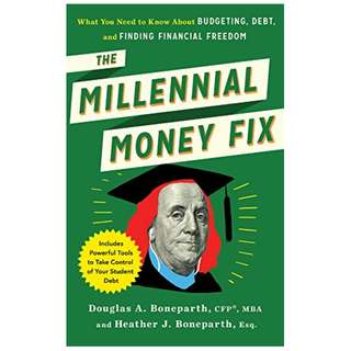 The Millenial Money Fix Kindle Edition by Boneparth Douglas A (Author),‎ Boneparth Heather J (Author)