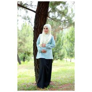 Maternity Blouse (Mint)