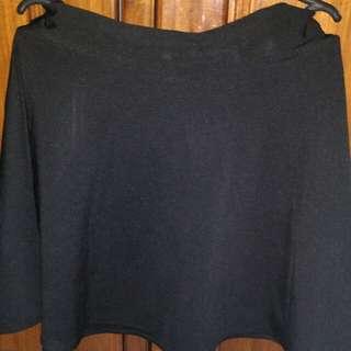 SALE Black skirt