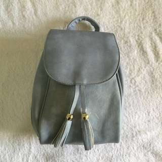 KOREAN FASHION tassle BACKPACK