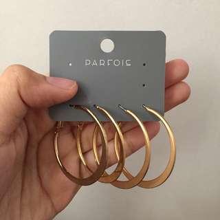 NEW Hoop earrings