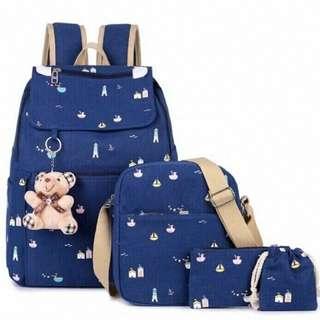 Backpack Fashion Alpha