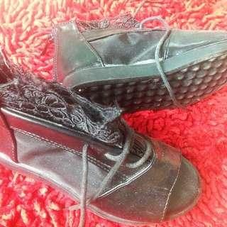 #ImlekHoki Sepatu boot anak