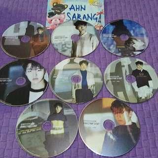 SEVENTEEN DIRECTOR CUT CD PLATE