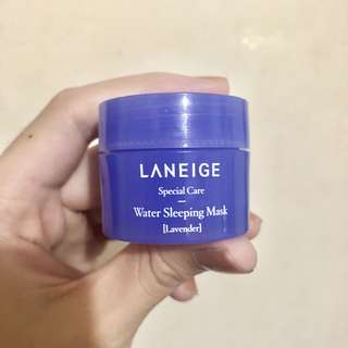 🌸Laneige Lavender Sleeping Mask🌸