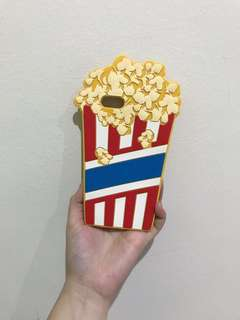 Iphone 7 Popcorn Jelly Case