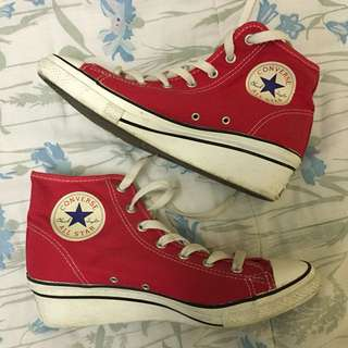 Converse Semi High Cut