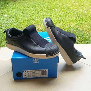 Original Adidas Superstar BW3S Slip On