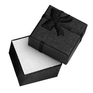 Ring / Necklace Gift box (Red/Black)