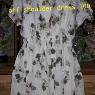 Dress for 100